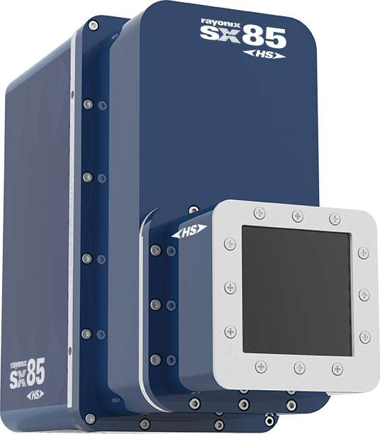 SX85-HS high speed CCD detector