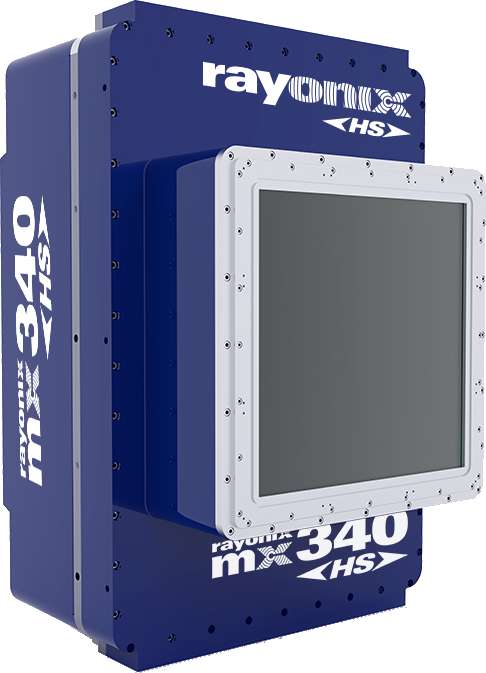 MX340-HS high speed CCD detector